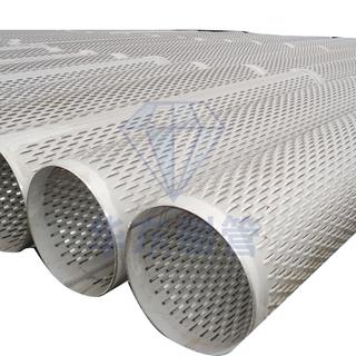 鍍鋅橋式濾水管