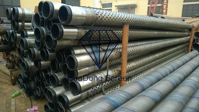 不銹鋼鉆孔管
